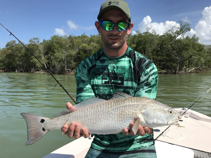 Everglades national park fishing boned up charters for Everglades fishing guide